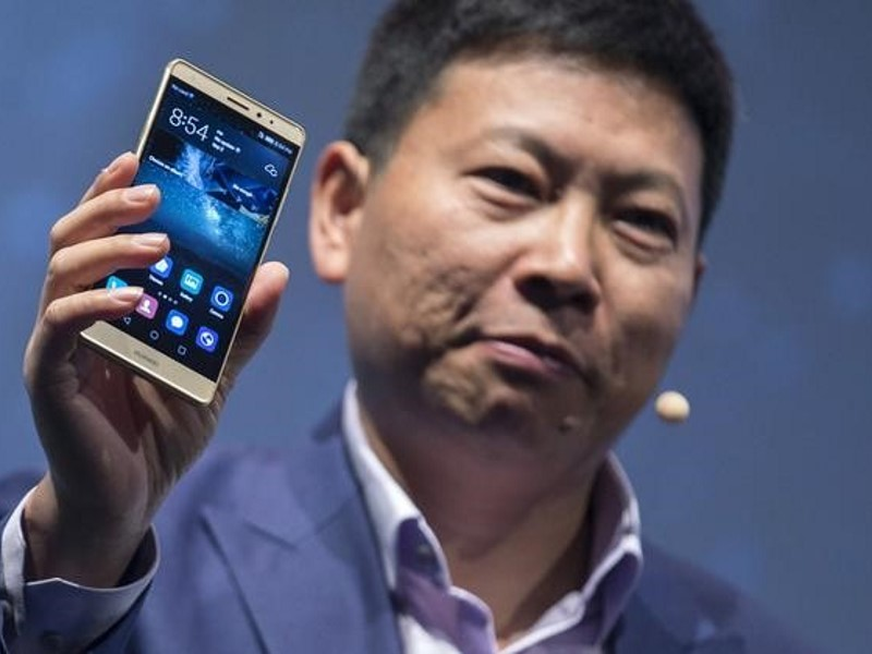 China's Huawei Backs Apple in Fight Over Encryption