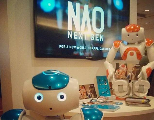 Researchers working to embed privacy features in humanoid robots