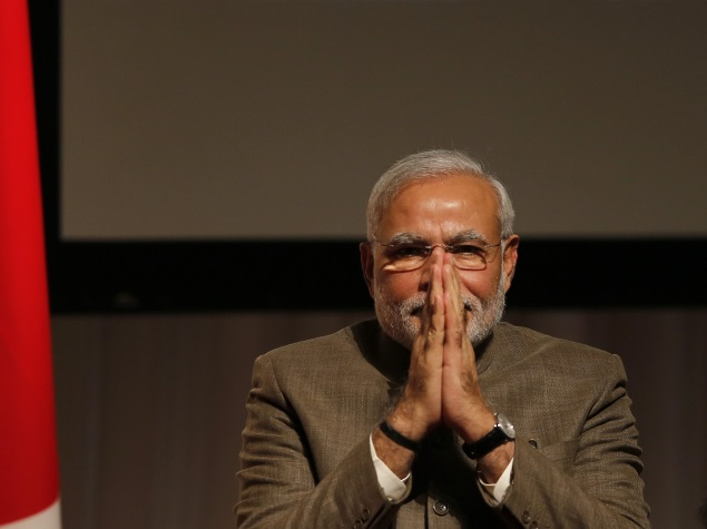 Isro's Mars Mission Control Centre to Have Narendra Modi as Special Visitor