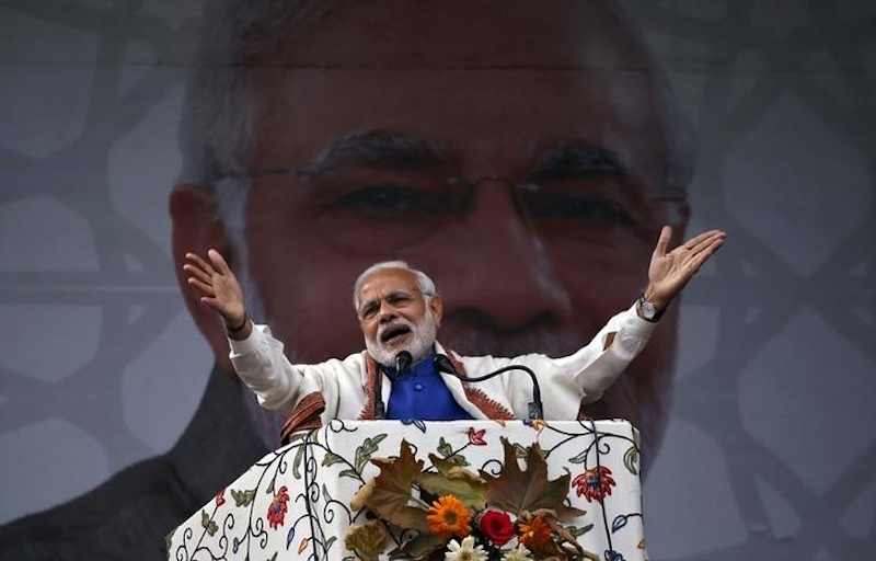 PM Narendra Modi Handles His Own Facebook and Twitter Accounts: PMO