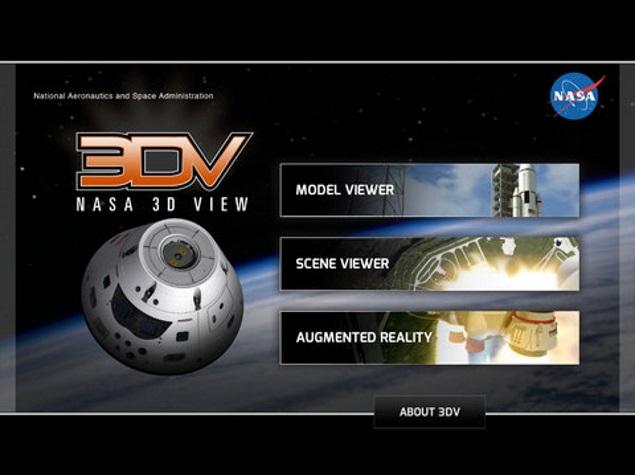 Nasa's New Interactive App Lets Users Experience SLS Rocket Launch
