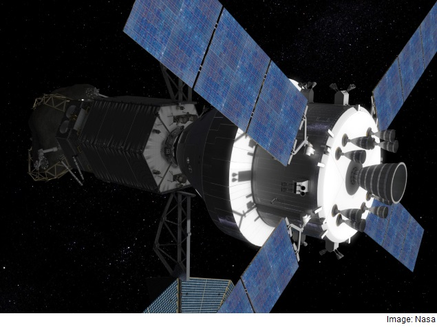 Nasa Seeks Design Ideas for Robotic Spacecraft on Asteroid Redirect Mission