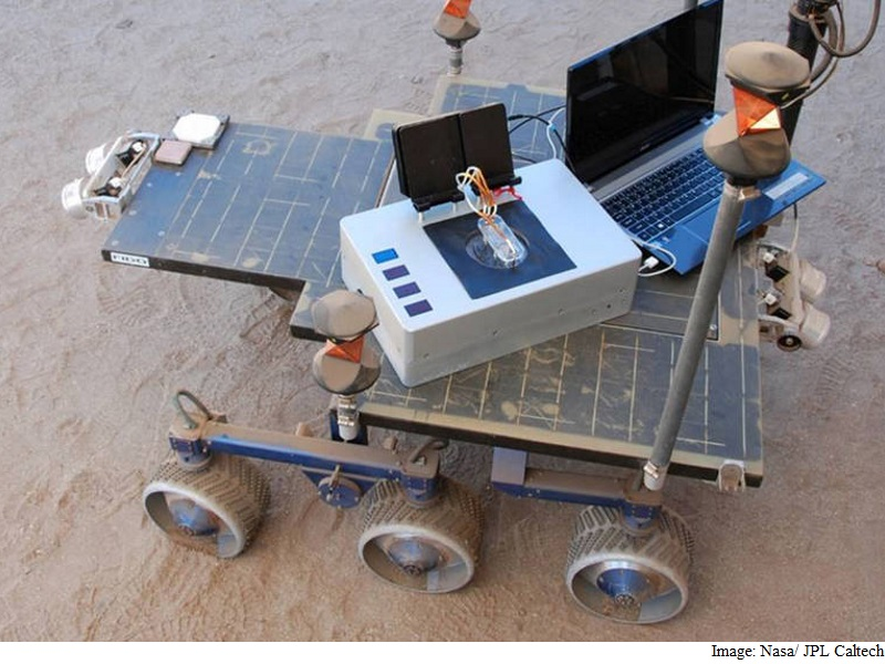 Nasa to Develop 'Chemical Laptop' to Aid Search for Alien Life