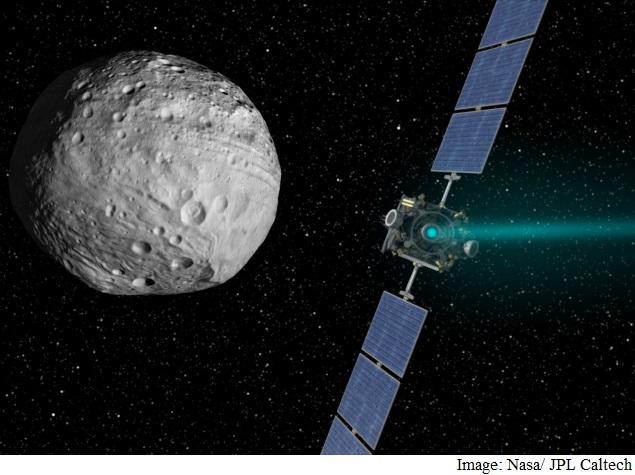 Nasa S Dawn Spacecraft Nears Encounter With Dwarf Planet