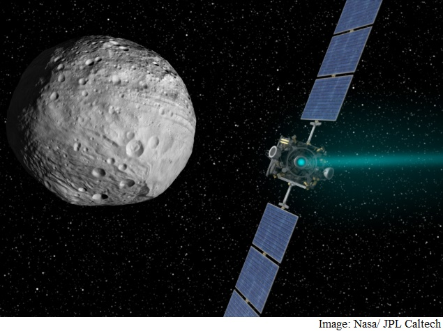 Nasa's Dawn Spacecraft Nears Encounter With Dwarf Planet Ceres