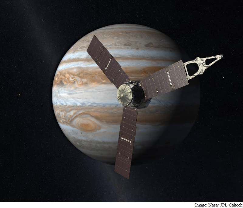 Nasa's Juno Breaks Distance Record for Solar-Powered Spacecraft