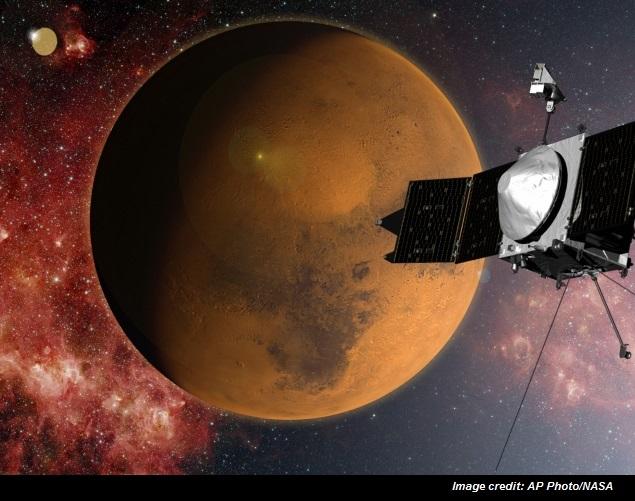 Nasa's MAVEN Spacecraft Enters Mars Orbit | Technology News