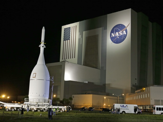 Nasa Says Orion Spacecraft Set for December 4 Test Flight