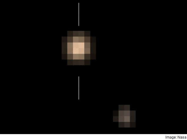 Kerberos Moon Of Plluto: Nasa's New Horizons Spacecraft Sends Colour 'Movies' Of