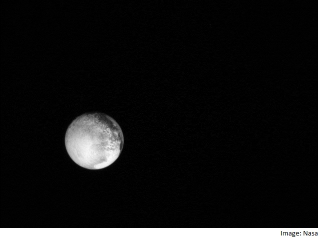 Nasa's New Horizons Probe Flies Past Pluto, World Awaits Historic Images