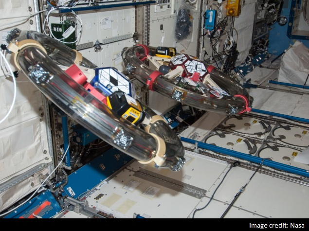 Nasa to Power ISS Robots With Google's Project Tango 3D Smartphones