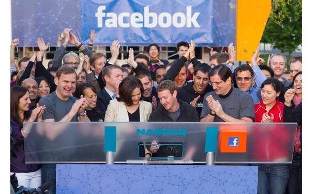 Facebook hits new low as IPO lock-up ends