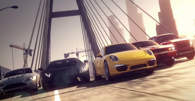 Need For Speed movie to race into theatres in 2014