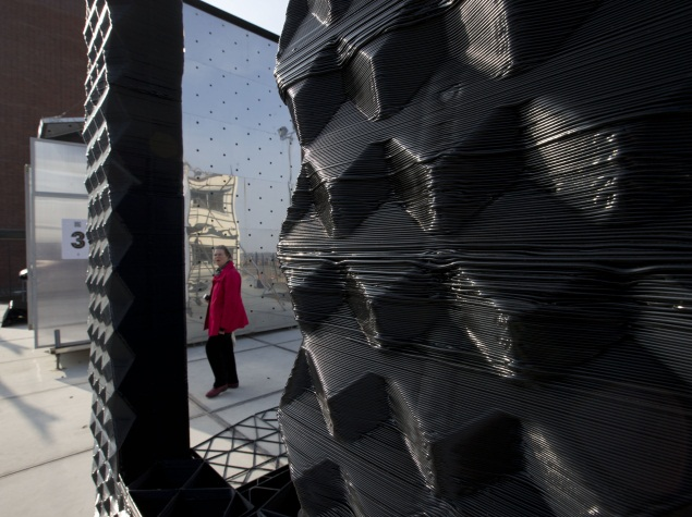 'Kamermaker' 3D printer used to build Amsterdam canal house