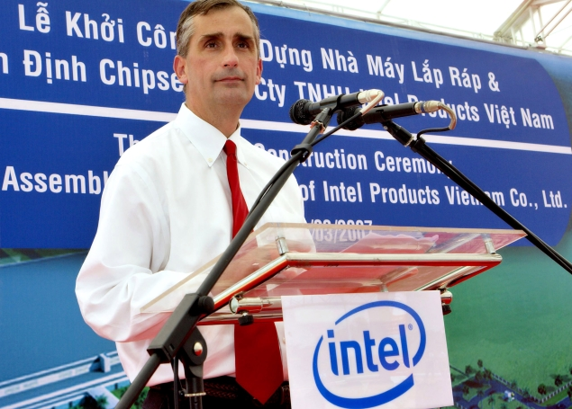 Intel creates 'new devices' unit, shakes up divisions