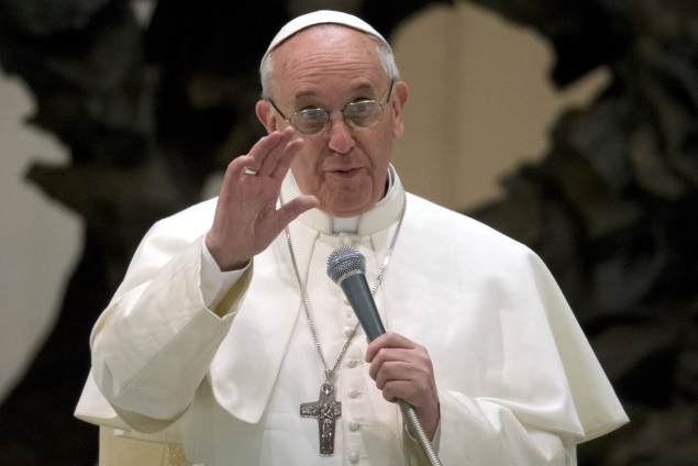 No Need To Hesitate In Calling Exorcists, Pope Francis Tells Priests