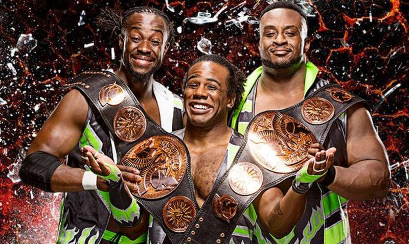 WWE's New Day Talk Gadgets, Gaming, and Reviewing Fallout 4