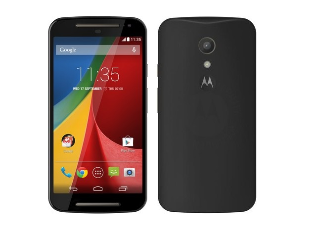 Moto G (Gen 2) Software Update Rolling Out, Makes Google Now Launcher Default