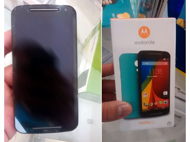 'New Moto G' Design and Specifications Tipped Ahead of Launch