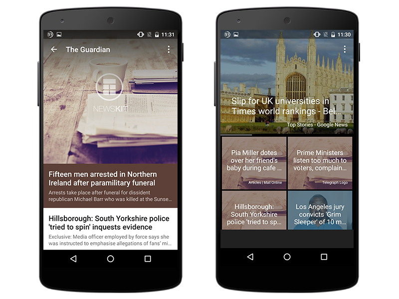 The Best Bible App, News Kit for Android, and a Tonne of New