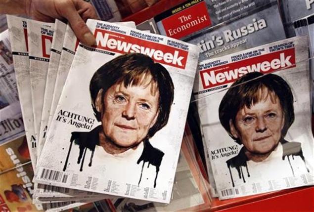Newsweek ends 80-year print run, to go all-digital in 2013
