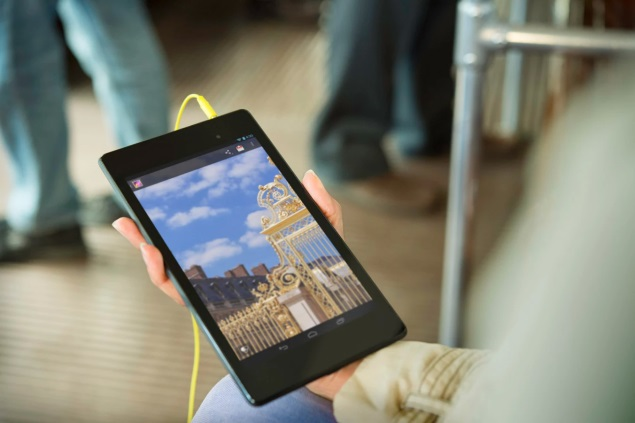 Google Nexus 8 to feature 8.9-inch 'high performance' display: Report