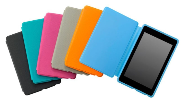 Does Nexus 7 support iPad like Smart Covers?