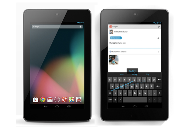 Google unveils 32GB Nexus 7 for $249, new 3G version for $299