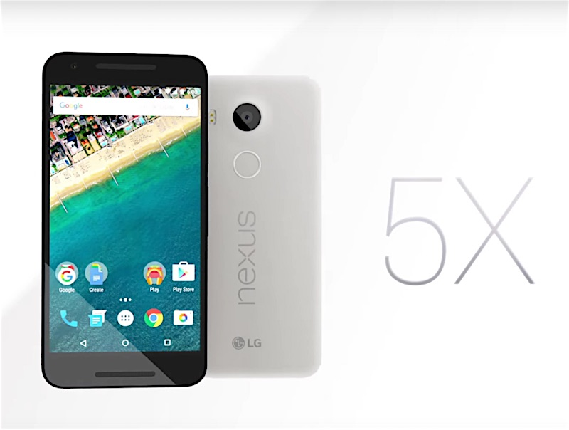 Some Google Nexus 5X Users Complaining About Yellow Tinted Display