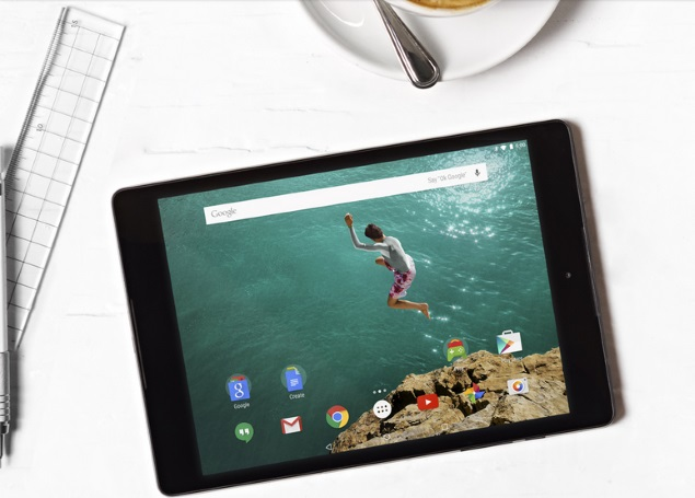 Google Nexus 9 Wi-Fi Windows
