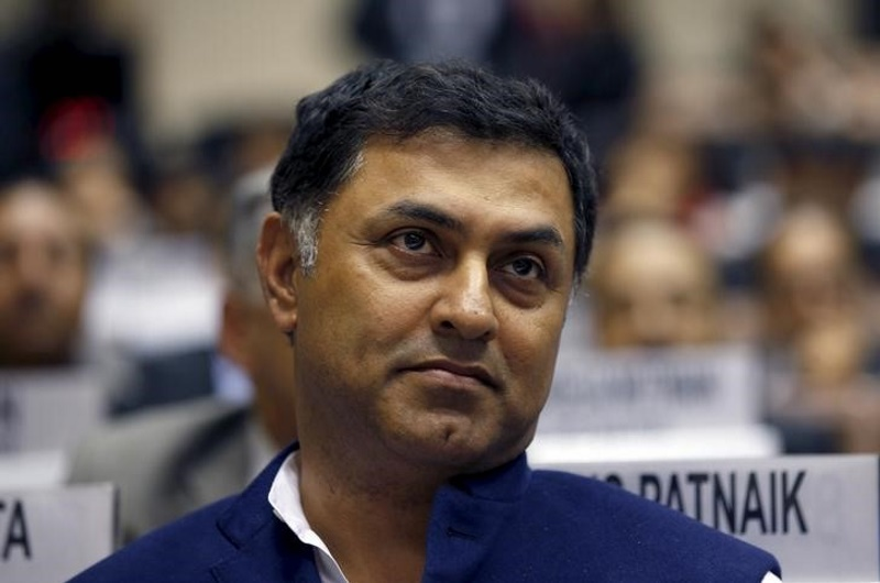 SoftBank Says Heir Apparent Nikesh Arora Resigns