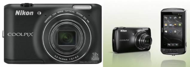 First images of Nikon's Android camera leaked