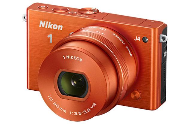 Nikon 1 J4 mirrorless camera with 18.4-megapixel CMOS sensor launched