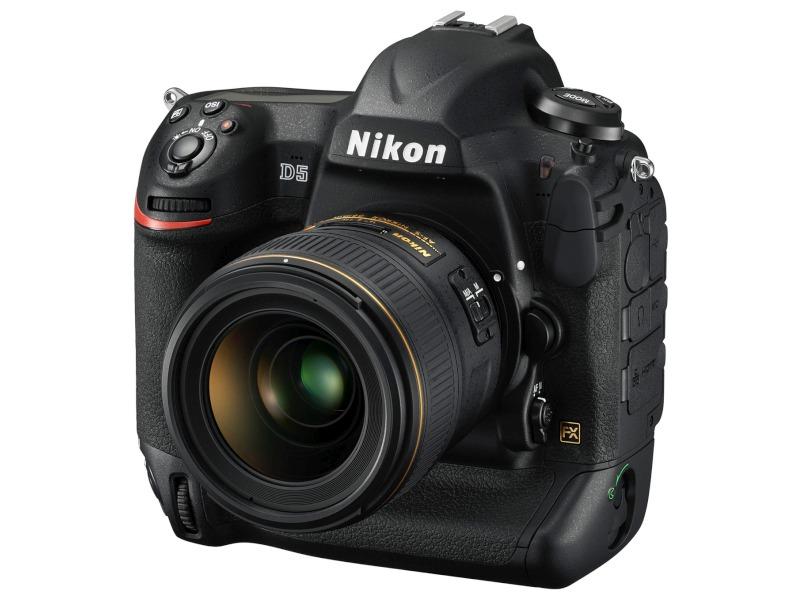 Nikon D5, D500 Flagship DSLR Cameras Launched at CES 2016