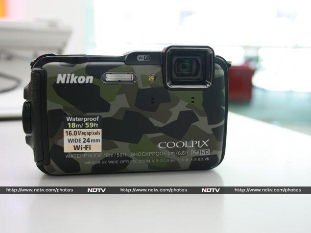 Nikon Coolpix AW120 Review: Travelling Tough