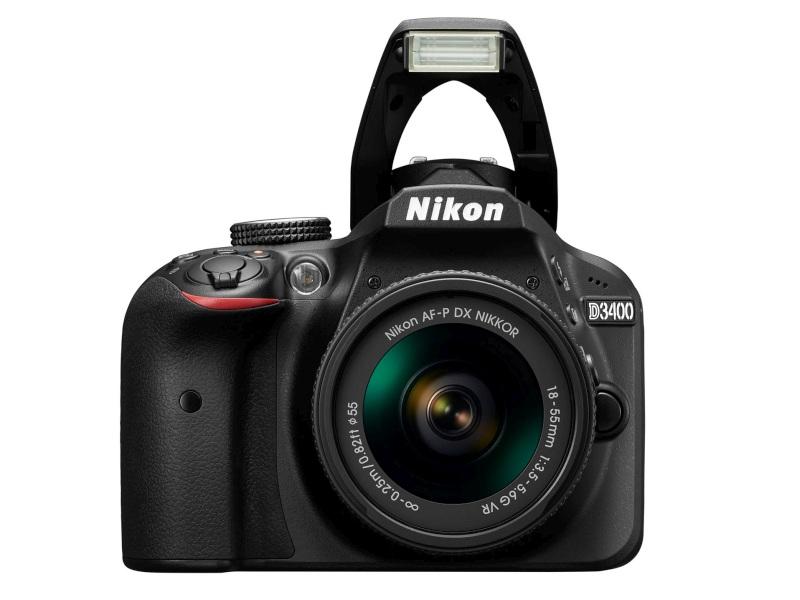 Nikon Announces D3400 Entry-Level DSLR With SnapBridge