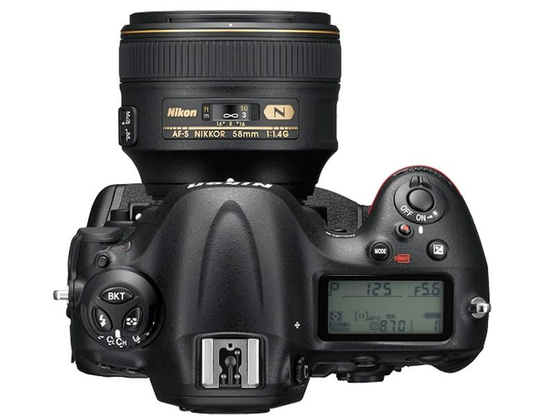 Nikon D5 Flagship Full-Frame DSLR Announced