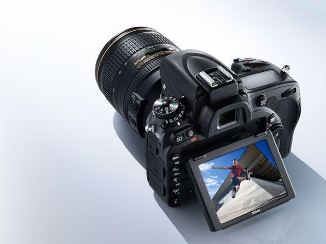 Nikon D750 With 24.3-Megapixel CMOS Sensor Launched at Rs. 1,34,450