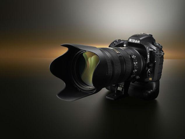 Nikon D810 Full-Frame DSLR Camera Announced for Late-July