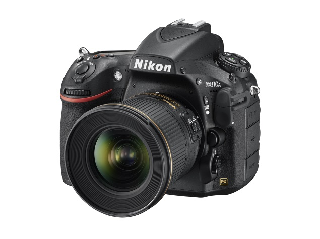 Nikon D810A DSLR Camera Launched; Aimed at Astrophotography Enthusiasts