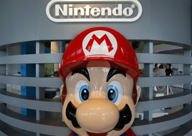 Nintendo reports poor Wii U sales in holiday season, slashes annual target for console