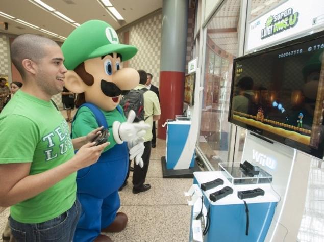 Nintendo Posts First-Half Net Profit of $132 Million