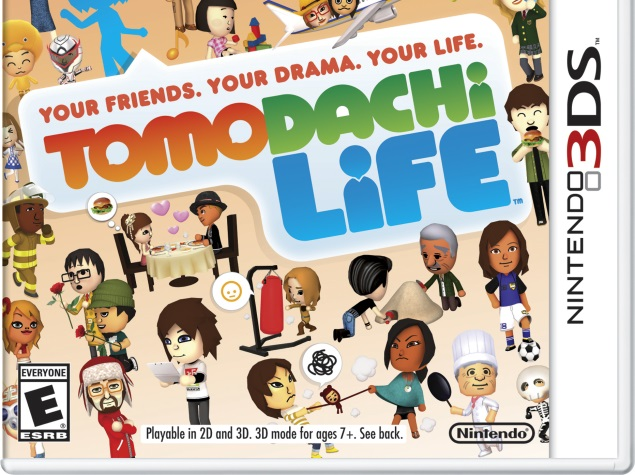 Nintendo Confirms It's Not Allowing Gay Relationships in Tomodachi Life