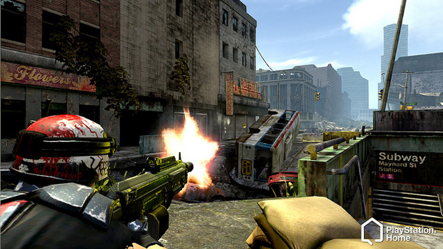 Shooter Games For Ps3 : Playstation gets no man s land a free to play shooter