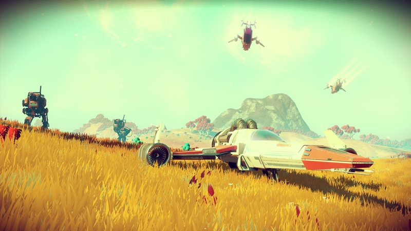 Amazon, Sony, and Steam Refunding No Man's Sky Regardless of Your Play Time
