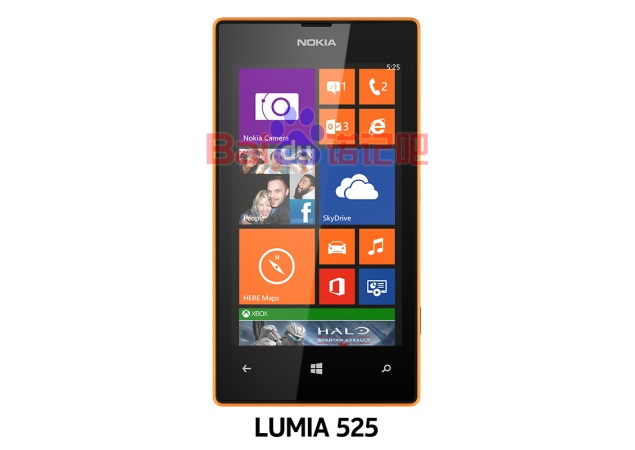 Nokia Lumia 525 aka Glee leaked with images and specifications