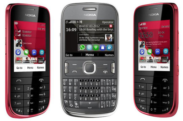 Nokia launches Asha 202, 302 phones, priced starting Rs. 4,149
