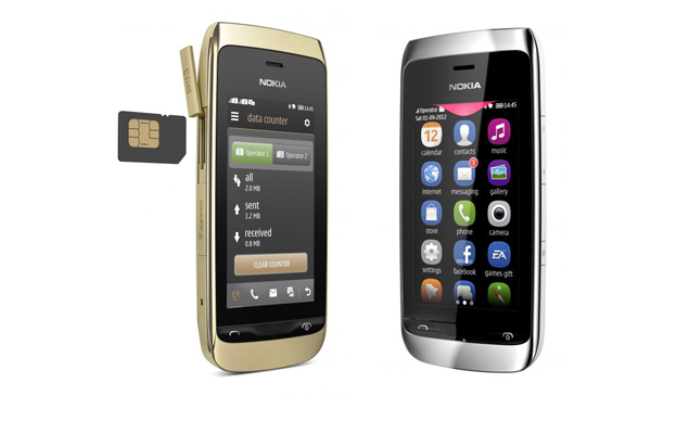Nokia unveils Asha 308 and Asha 309 full-touch smartphones