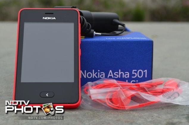 Nokia Asha 501 review | NDTV Gadgets360 com