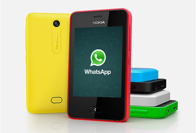 Nokia Asha 501 gets software update, brings WhatsApp and more